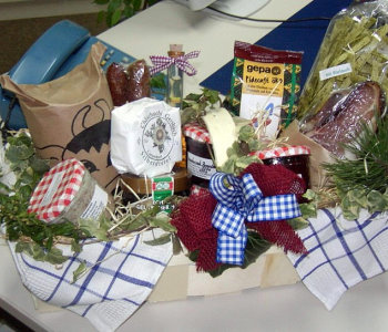 Anett's beliebte Geschenkkörbe