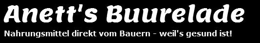 zur Homepage von Anetts-Buurelade