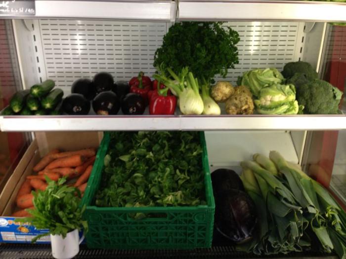 Anetts Buureladen - Obst und Gemüse