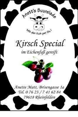 Kirsch Special