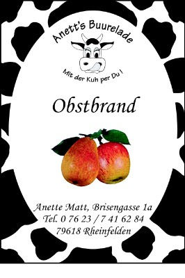 Obstbrand